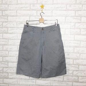 Ben Davis | 🐒 Gray Denim Shorts